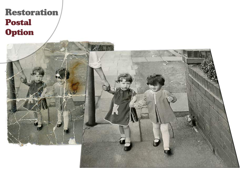 Photo Restorations by Post