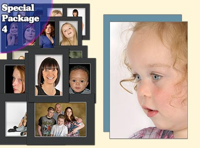 Portrait Package 1 Voucher