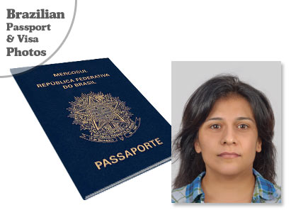 Brazil Passport and Visa Photo Service