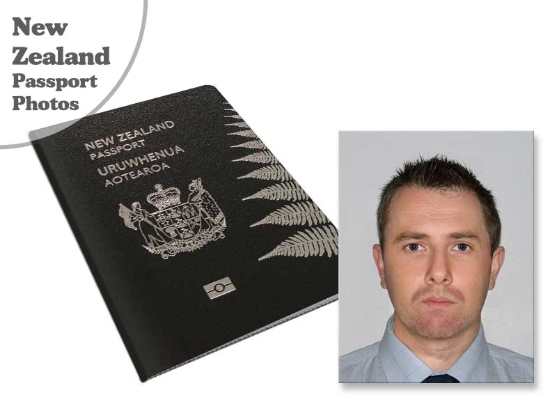 New zealand passport photos available online or at studio new zealand passport and visa photos ccuart Choice Image