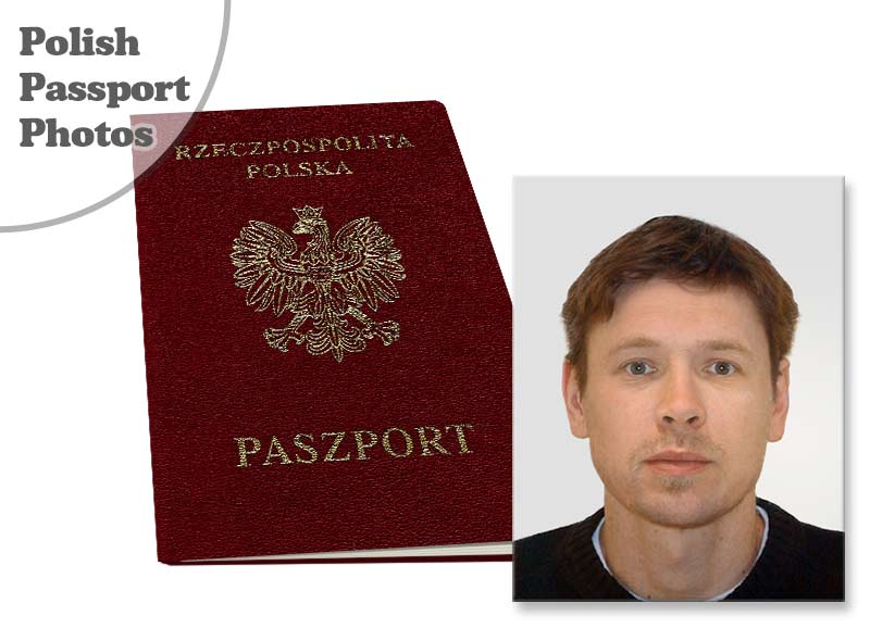 Polish passport and visa photo serivce