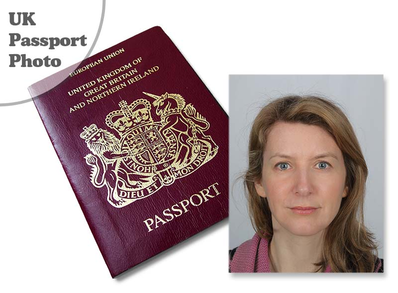 Passport Photos | Available online or at our studio
