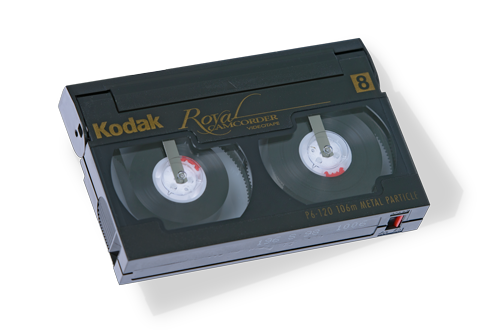 8mm Video Tape