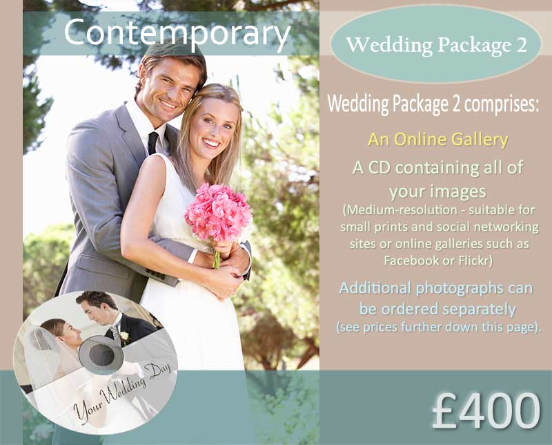 Wedding Package 2