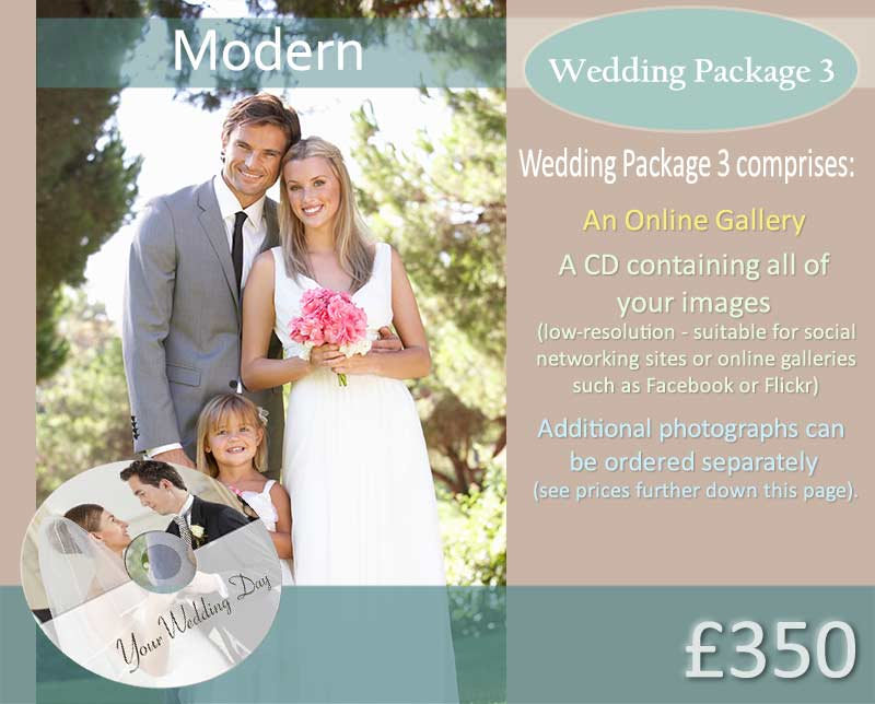 Wedding Package 3